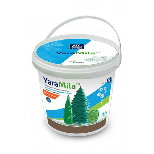 YaraMila Для вічнозелених дерев та кущів. Весна-літо